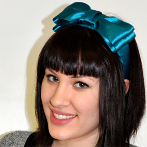 How to make a big bow head band