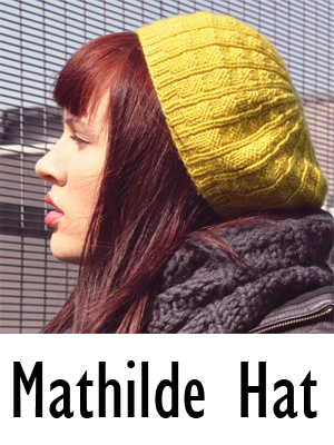 Mathilde Hat
