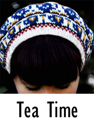 Tea Time Hat