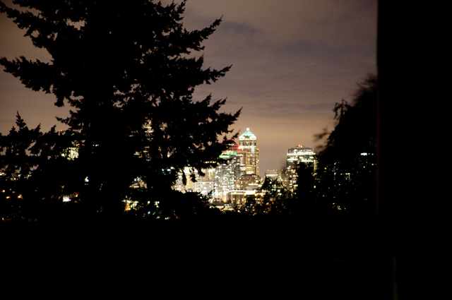 Seattle Long Exposure