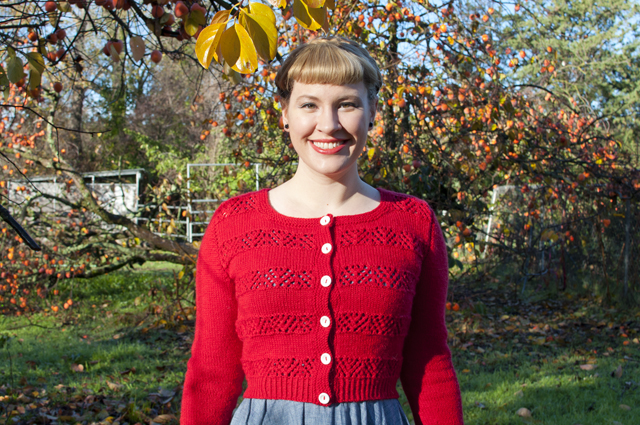 Wainthropp – A New Cardigan Pattern