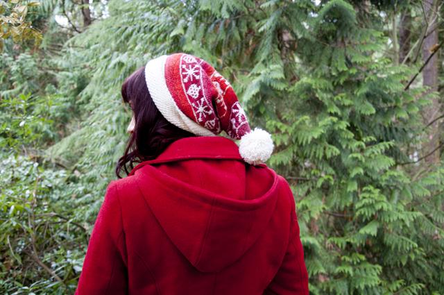 Fandangle – A New Hat Pattern
