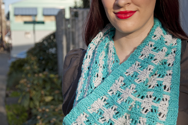 Brunch – A New Cowl Pattern