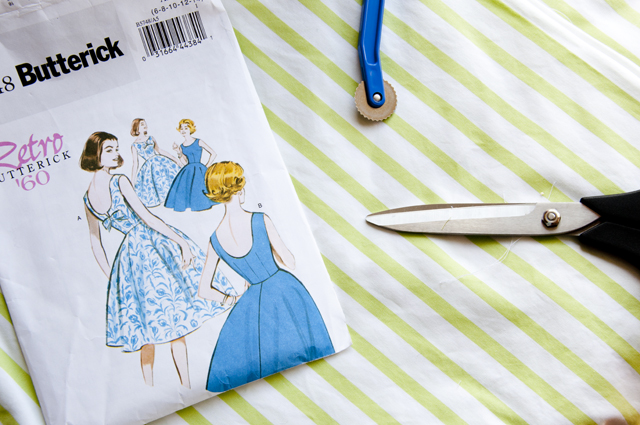 Sewing for a Knitting Pattern