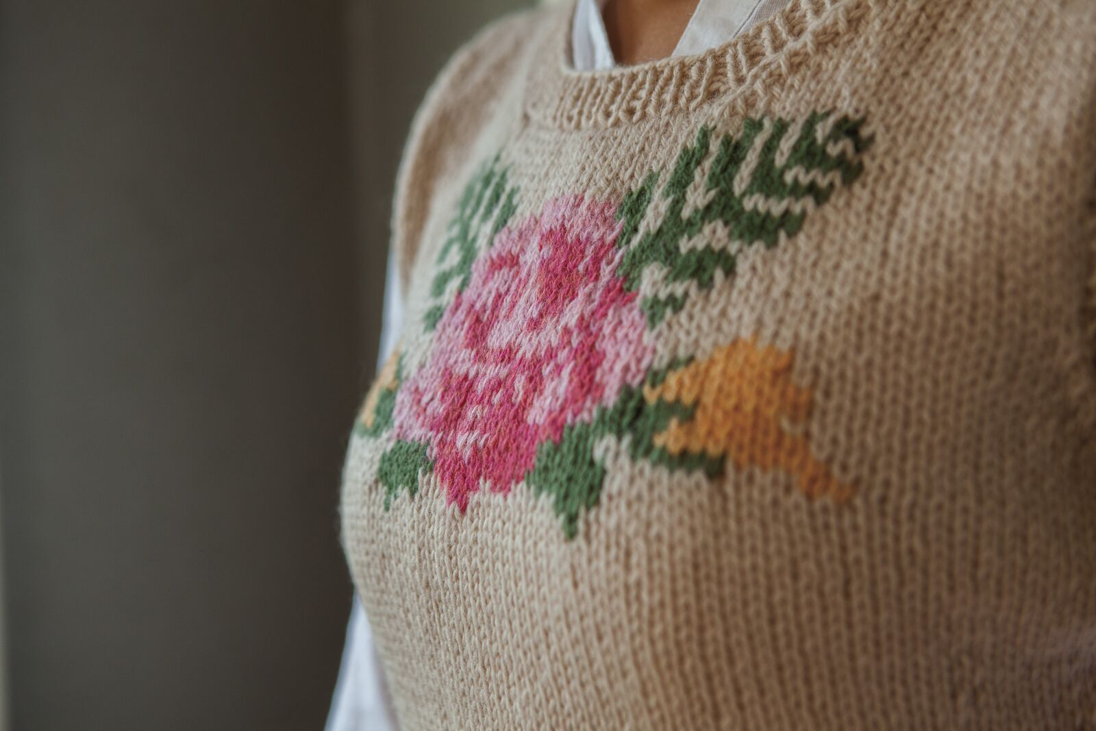 What is Intarsia?