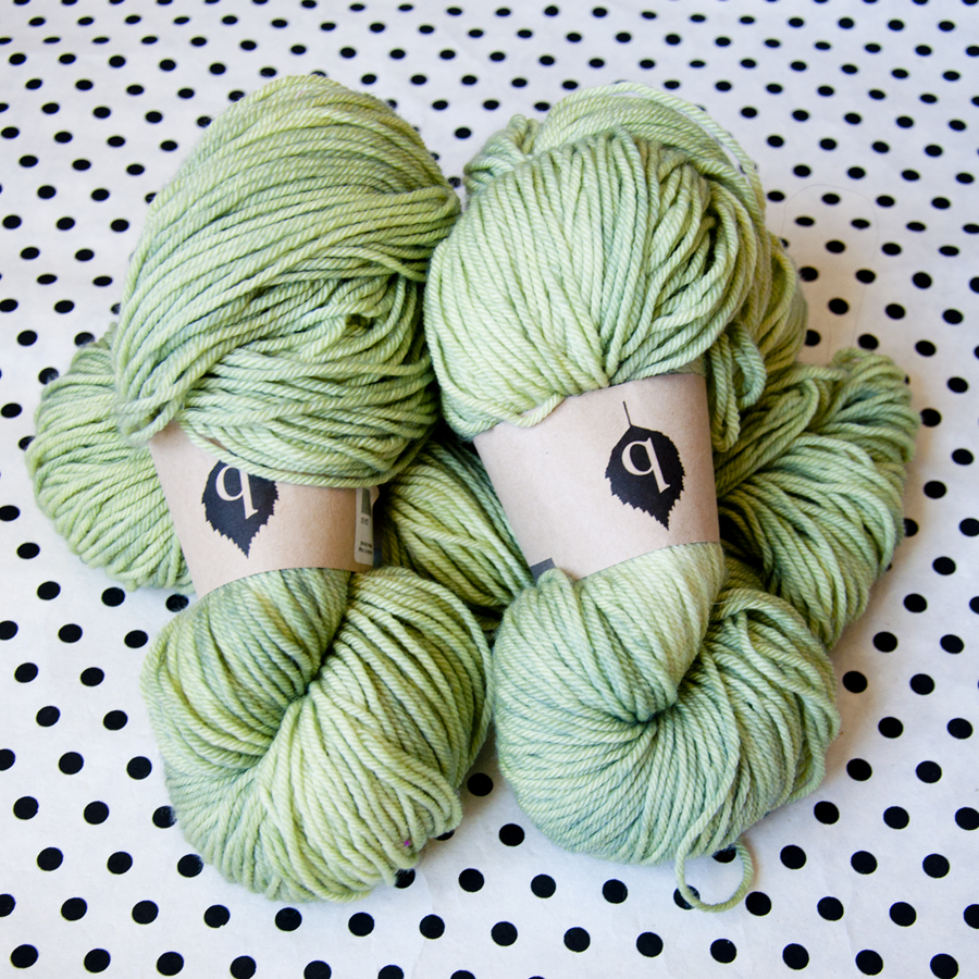 Salal Yarn and Resources