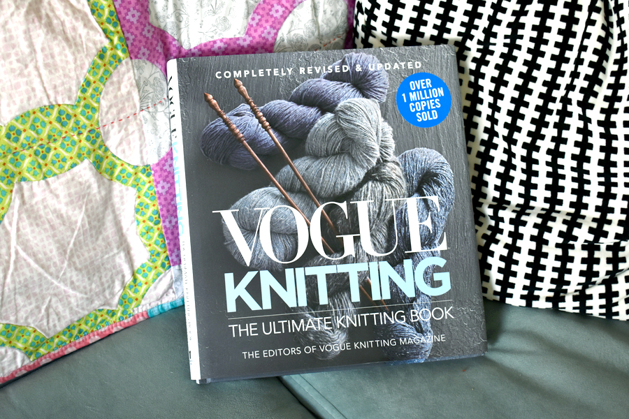 Vogue Knitting: The Ultimate Knitting Book Review